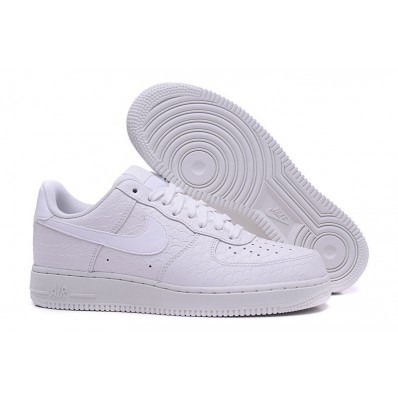 air force blanche basse pas cher