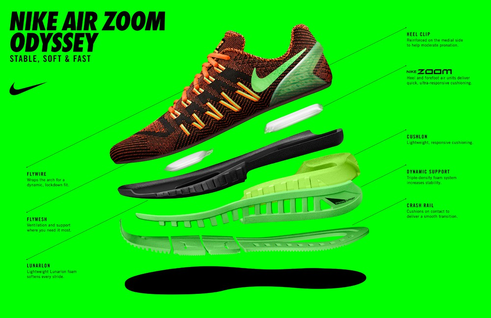 quality design e0d00 581cc avis nike air zoom odyssey