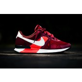nike air pegasus rouge