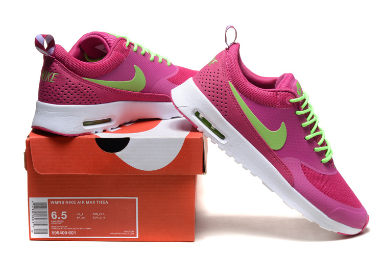 air max thea rose fluo pas cher