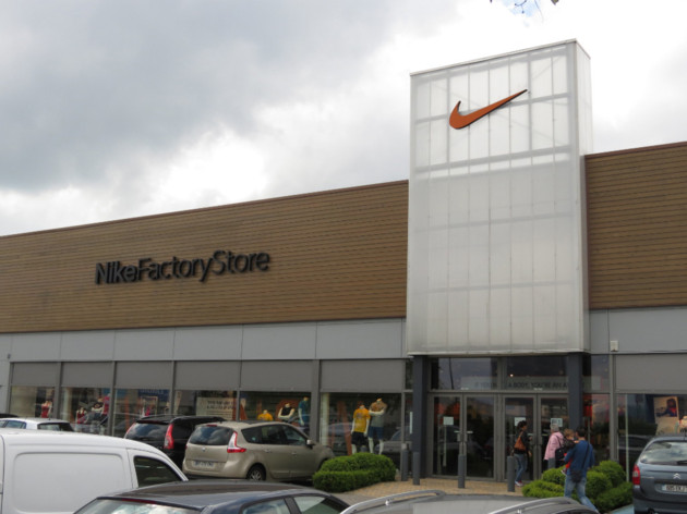 boutique nike la vallée village