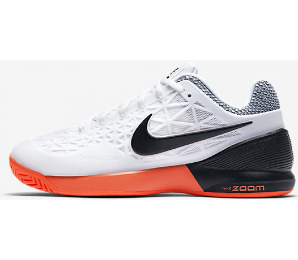 chaussure nike zoom cage 2